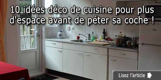 Idee pour petite cuisine meilleures images d 39 inspiration for Idee pour petite cuisine