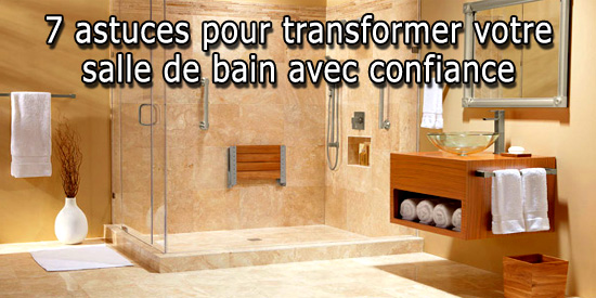 astuce de rangement pour salle de bain maison design. Black Bedroom Furniture Sets. Home Design Ideas