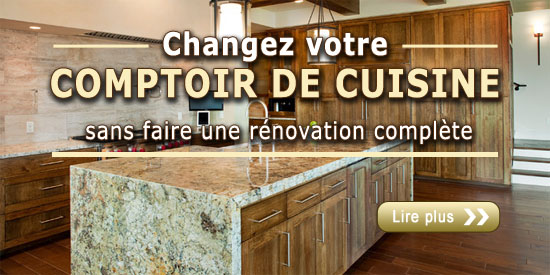 fabulous gallery of changez comptoir de cuisine with dessus de comptoir de cuisine pas cher with. Black Bedroom Furniture Sets. Home Design Ideas