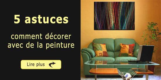 5 astuces comment d corer avec de la peinture - Comment agrandir une piece avec de la peinture ...
