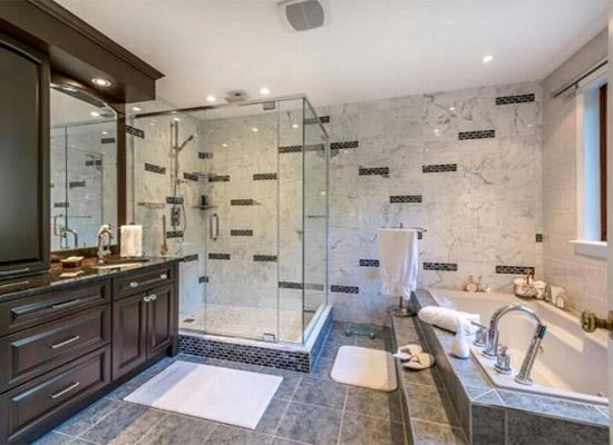 Top 10 des salles de bain avec douche italienne en 2017