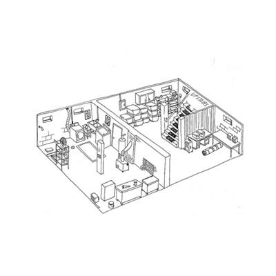 Am nagement sous sol finition du sous sol en pi ce habitable for Amenagement de garage en piece habitable