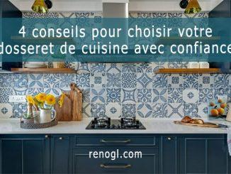 Choisir votre dosseret de cuisine