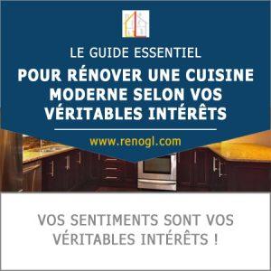 Guide rénovation de cuisine