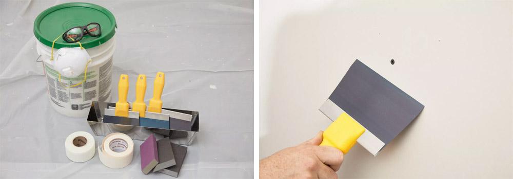 Préparation du tirage de joints