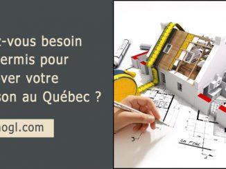 Permis de rénovation au Québec