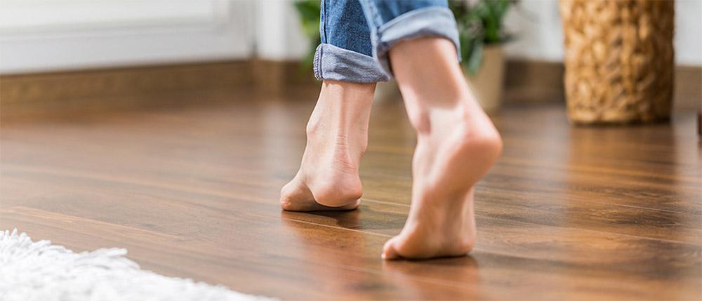 Avantages d'un plancher chauffant