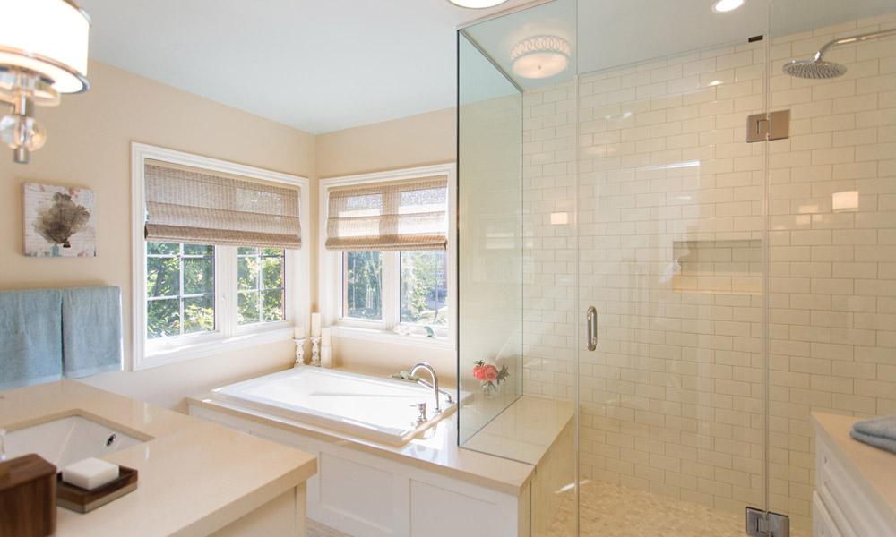 Agrandir votre salle de bain