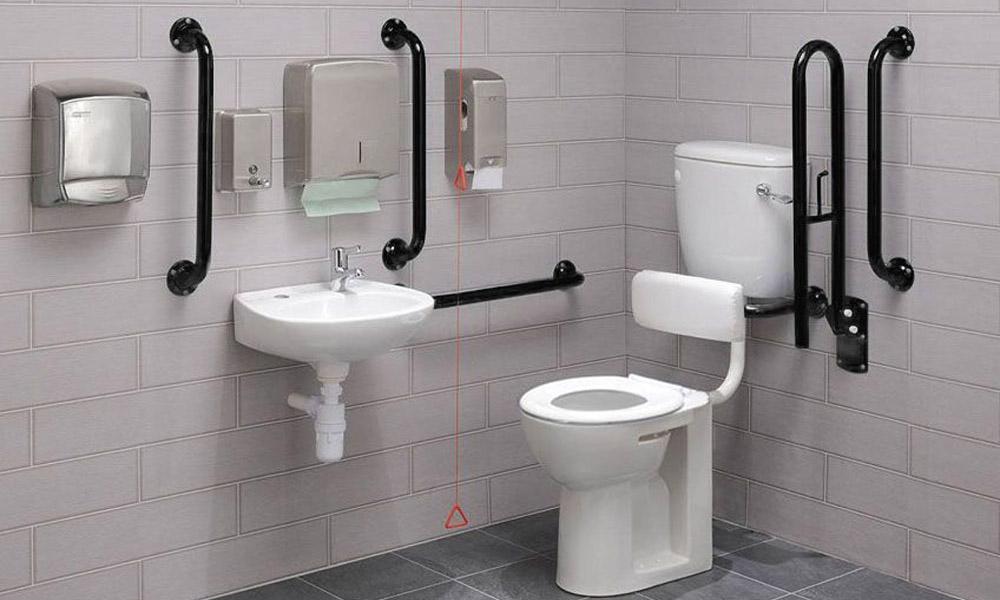Salle de bain personne âgée
