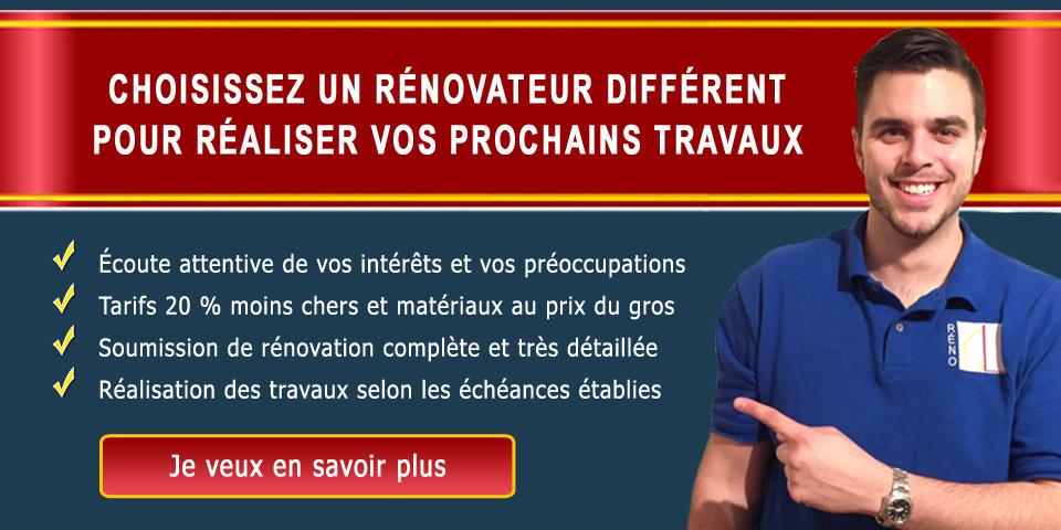 Rénovateur à St-Eustache