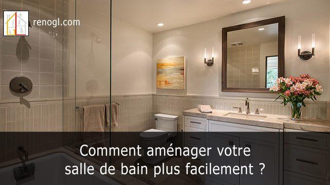 aménager votre salle de bain