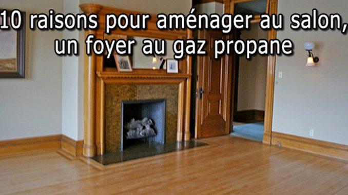 Foyer au salon
