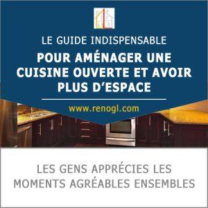 Guide de cuisine ouverte