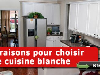 Pourquoi choisir une cuisine blanche